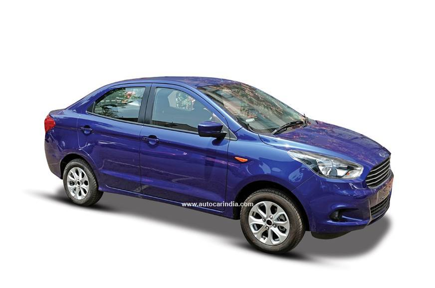 Ford Aspire Electric image