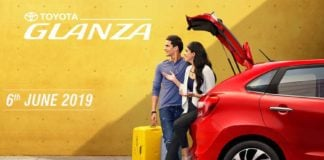 Toyota Glanza launch date image