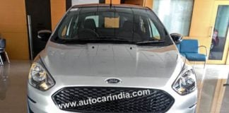 Ford Aspire Blu image