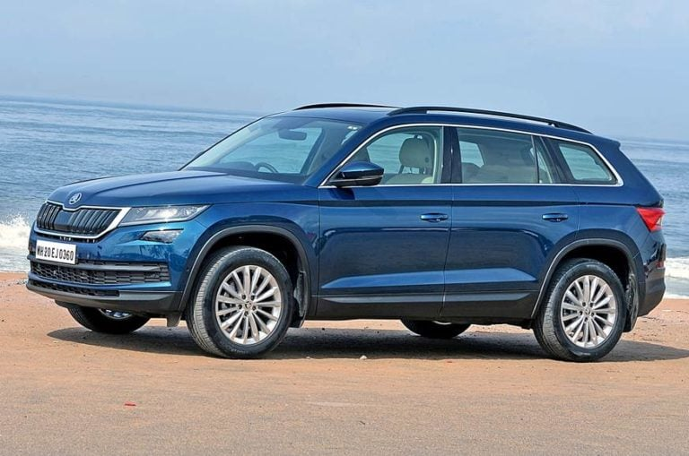 Skoda Kodiaq Petrol Coming by the Second Quarter of 2020!