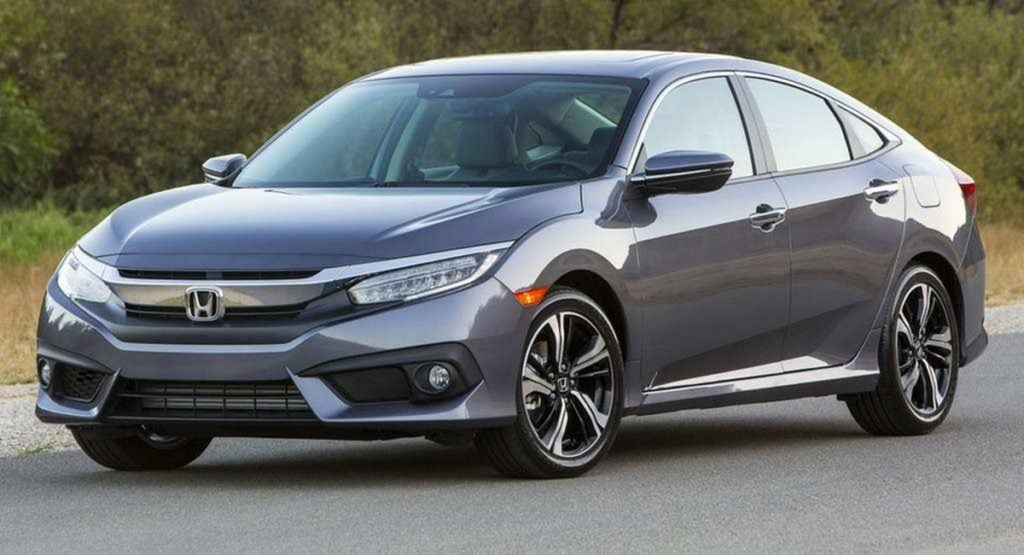 2018 Honda Civic - Honda Sales Report