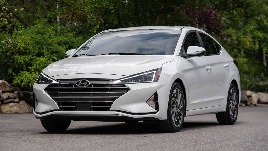 2019 Hyundai Elantra Facelift image