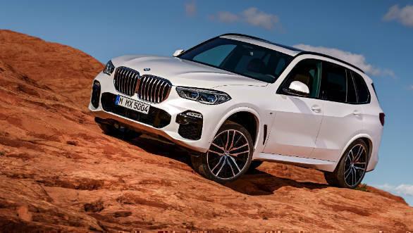BMW X5 Plug-in Hybrid image