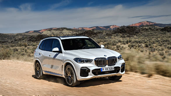 New BMW X5 breaks cover; launch on 16 May