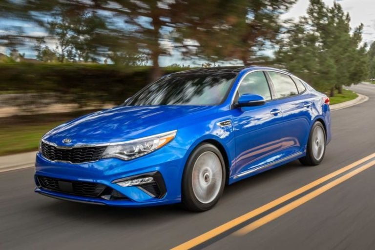 2020 Kia Optima Global Production To Commence By August 2019