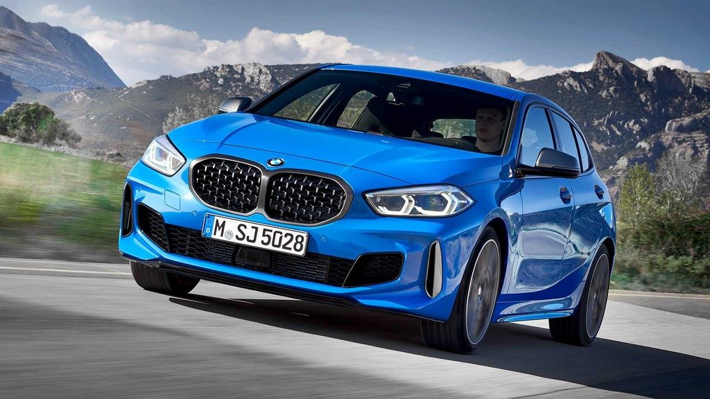 New BMW 1 series image