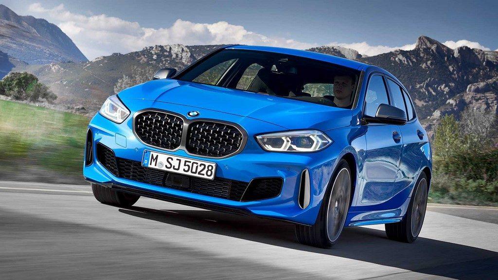 New BMW 1 series image