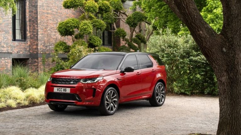 2020 Land Rover Discovery Sport Unveiled Globally – Details