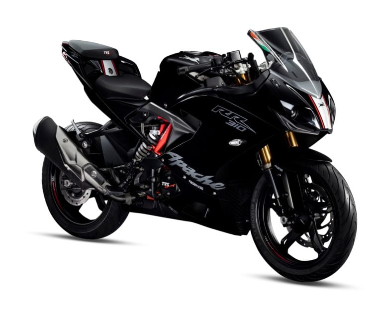 2019 TVS Apache RR310 Launched; Gets A New Slipper Clutch