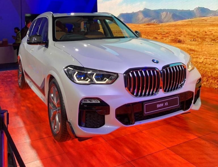 2019 BMW X5 Launched In India – Prices And Details