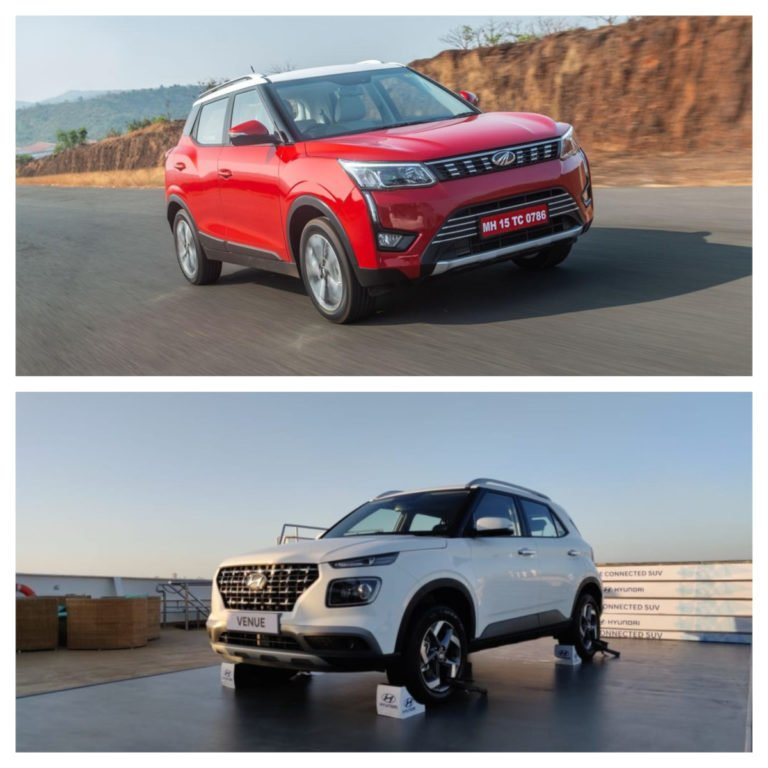 Hyundai Venue vs Mahindra XUV300 – Specification Comparison