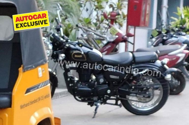 Benelli Imperiale 400 Cruiser First Spy Shots Out!