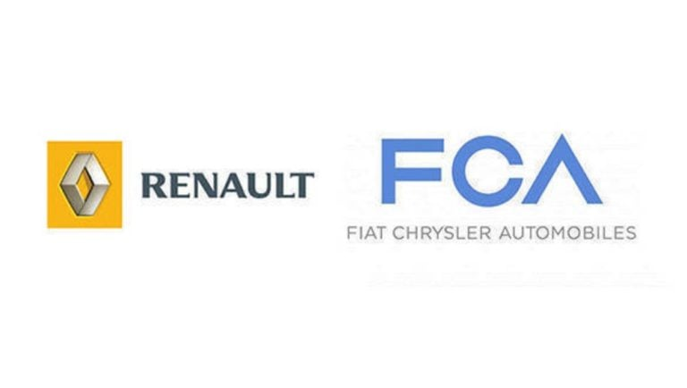 Fiat Chrysler Automotive (FCA) Proposes 50:50 Merger with Renault