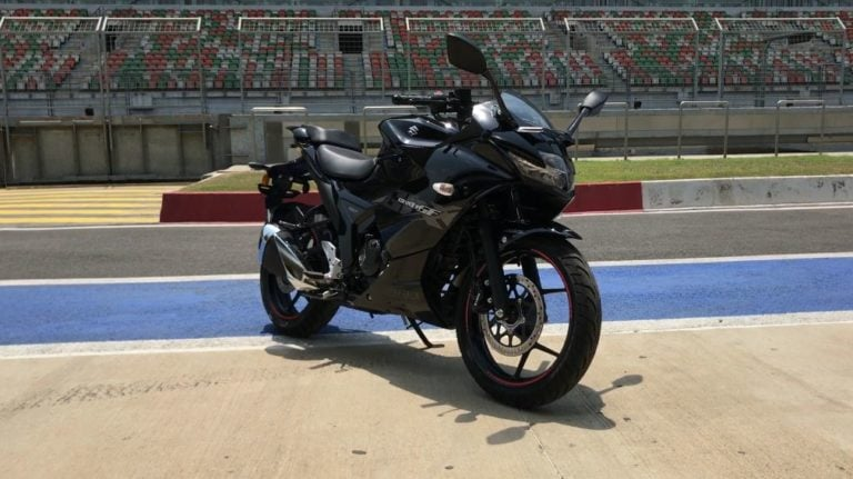 Suzuki Gixxer SF 250 outsells its rivals for May 2019 sales