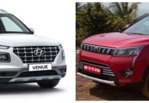 Hyundai Venue Mahindra XUV300 image