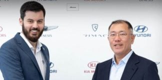 Hyundai and Rimac