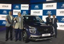 Hyundai launch