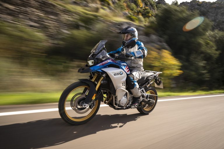 BMW F850 GS Adventure Launched In India – Prices And Details