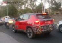 Jeep Compass Trailhawk image