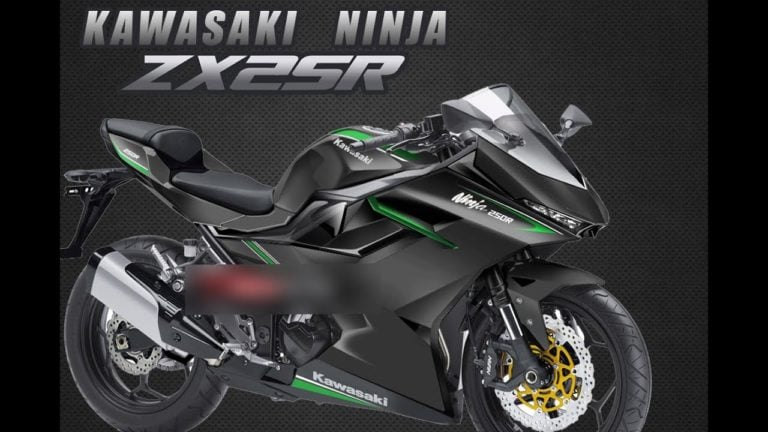 Kawasaki ZX-25R Four-Cylinder 250cc Motorcycle in the Works