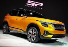 Kia SP Signature Concept