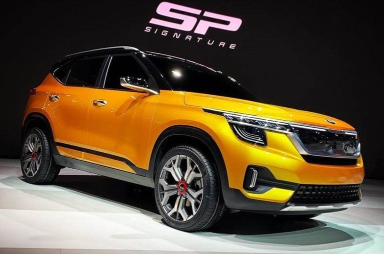 Kia SP SUV to be revealed in India on June 20, 2019