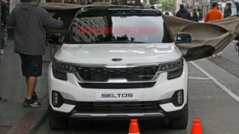 Kia's SP2i SUV might be named Seltos; To rival Hyundai Creta