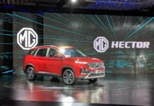 MG Hector image