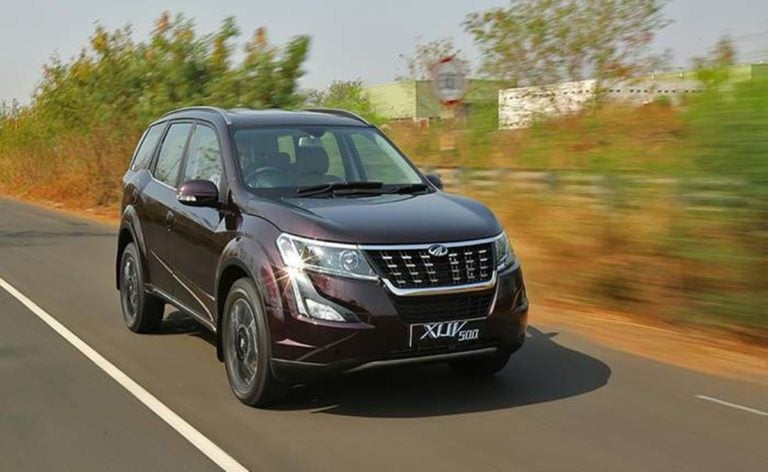 Mahindra Brings Back BS6 Diesel Automatic XUV500 – Price and Details!