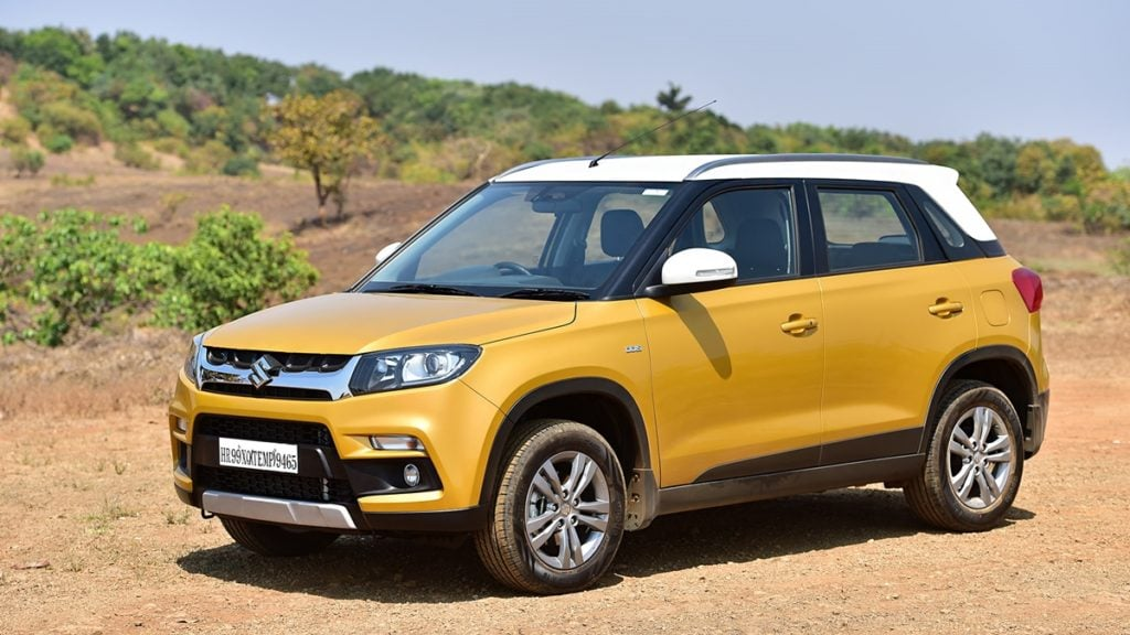 The Maruti Suzuki Vitara Brezza comes only with a diesel engine