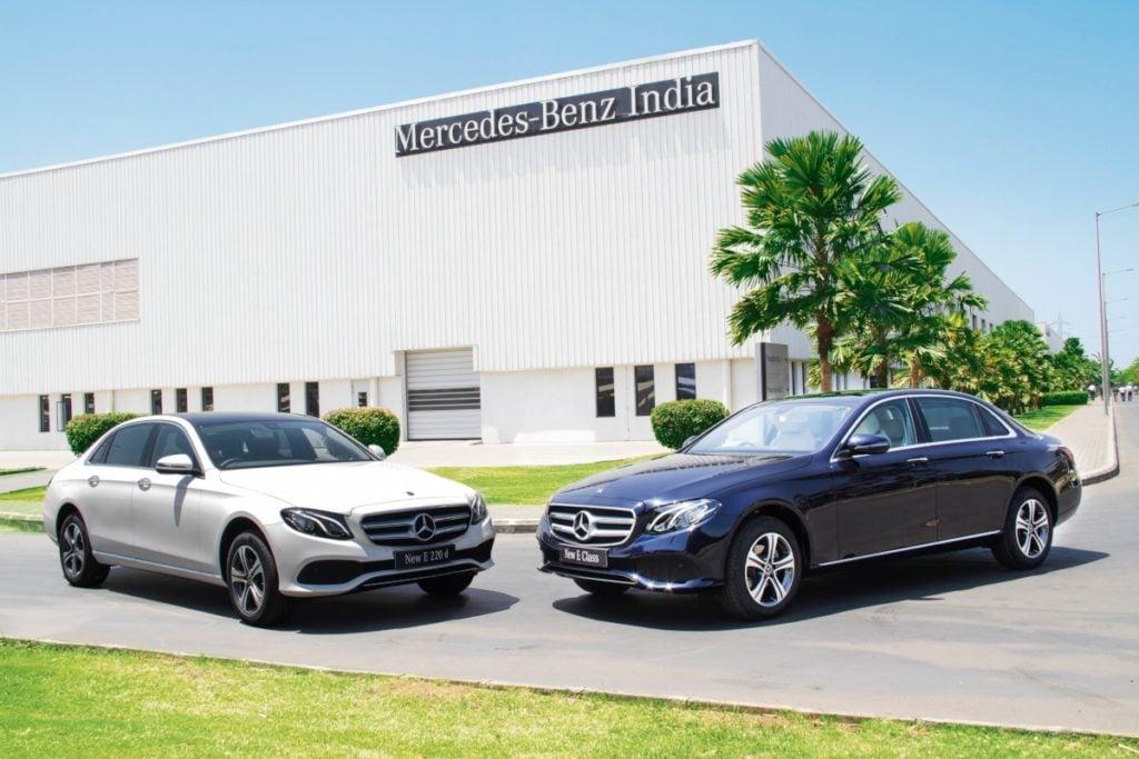 Mercedes Benz E class image