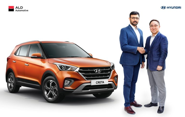 Hyundai Commences Car Leasing facility for All of its Models in India