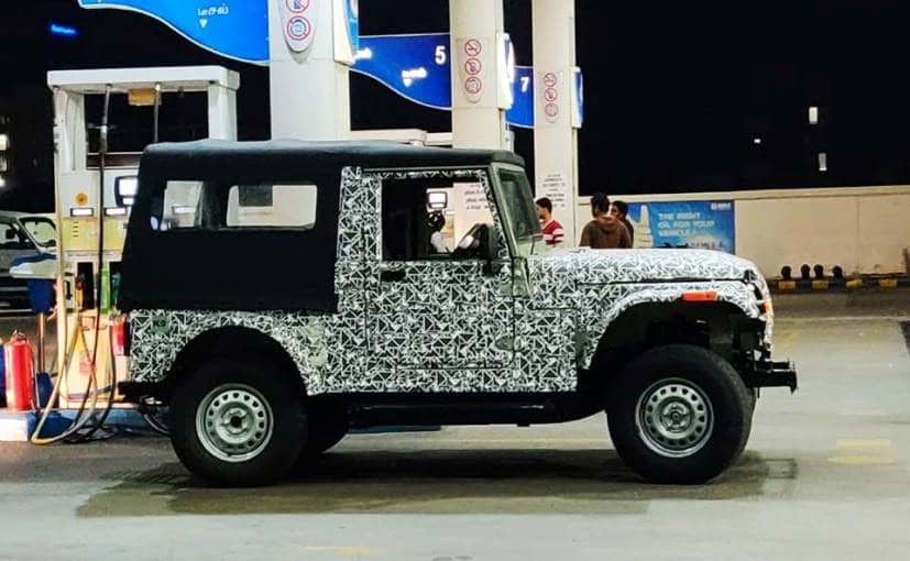 Next-gen Mahindra Thar might get an automatic transmission