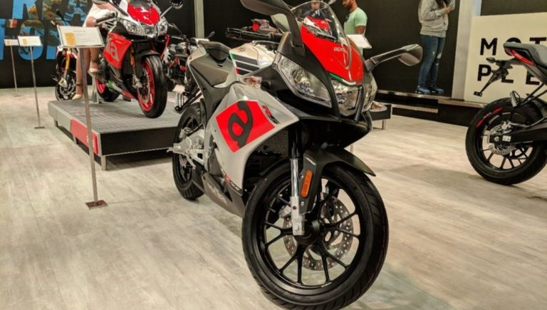 Piaggio working on introducing 150cc motorcycles in India under Aprilia Brand
