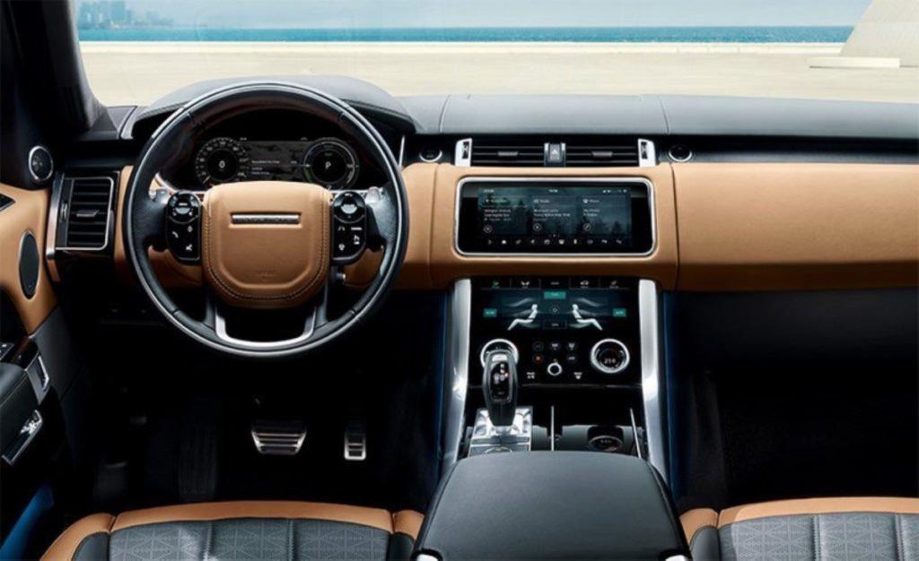 2019 Range Rover Sport Interiors