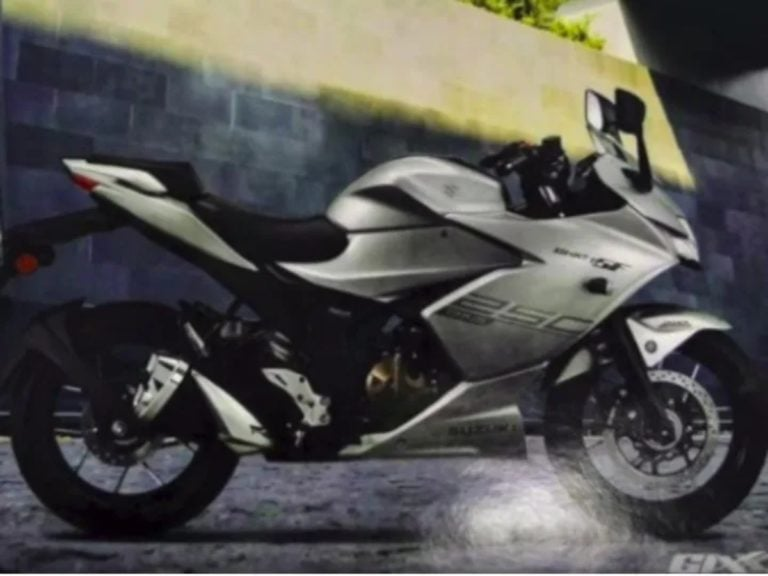 Suzuki Gixxer SF 250 Prices Leaked Ahead Of The Launch