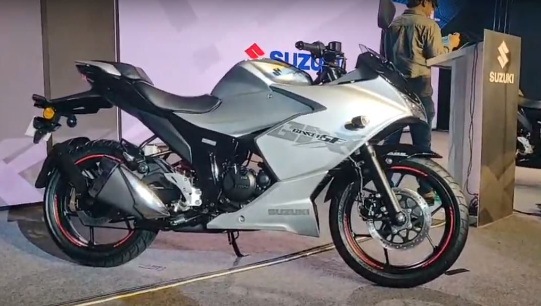 Suzuki Gixxer Sf 250 And Sf 150 Launched