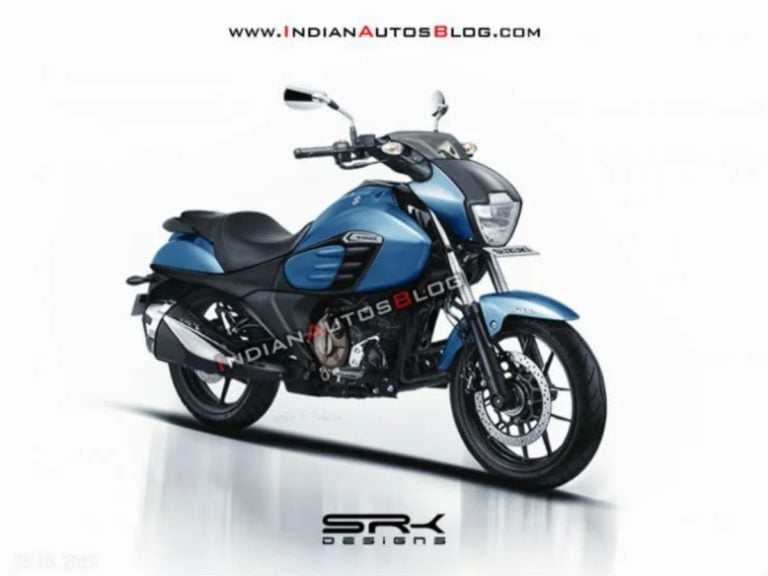 Suzuki Intruder 250 Rendered – This Is How It Could Look!