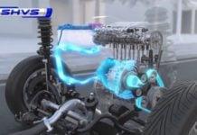 Suzuki SHVS Engine