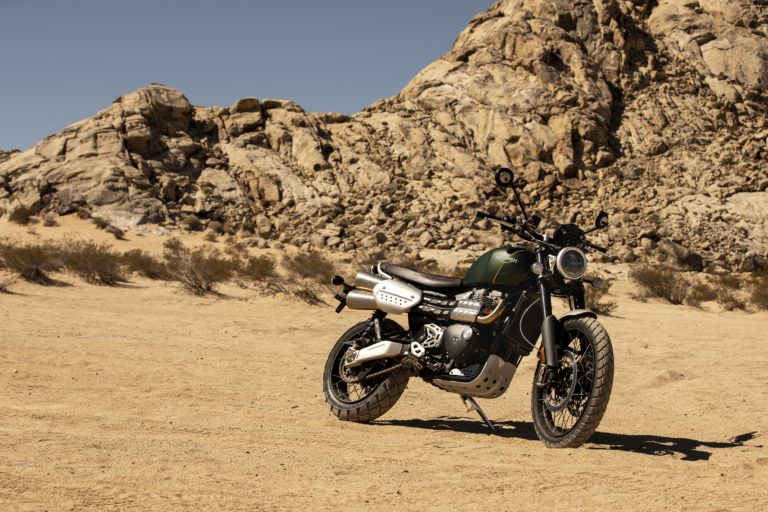 Triumph Scrambler 1200 XC Launched In India – Prices And Details