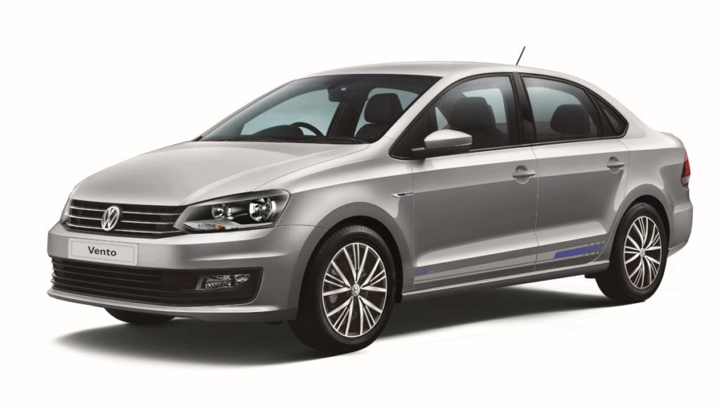 Volkswagen Polo Ameo Vento World Cup Edition Launched