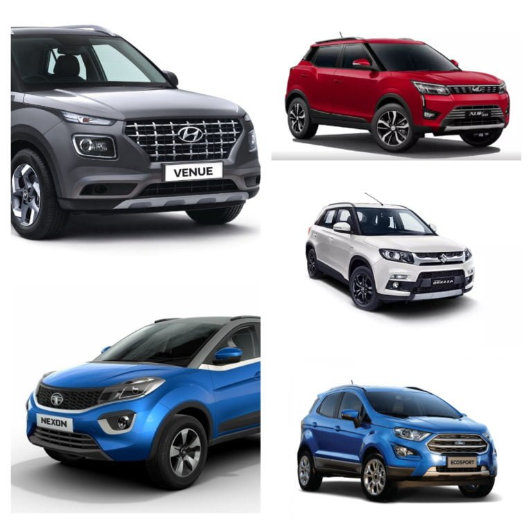 Hyundai Venue Specifications Compared with all Rivals