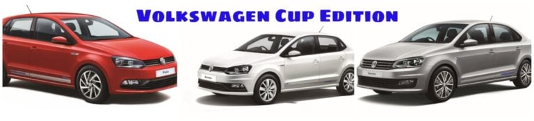 Volkswagen Polo, Ameo, Vento World Cup Edition launched – Details