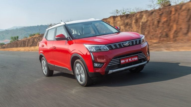 Mahindra XUV300 AMT To Only Come in the Diesel Variant