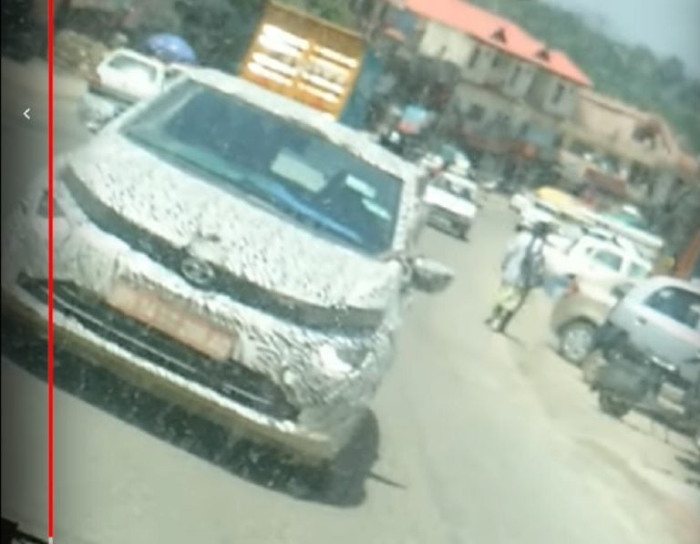 Spy video alert: Tata Altroz spotted on Himalayan roads with Maruti Baleno; launch soon