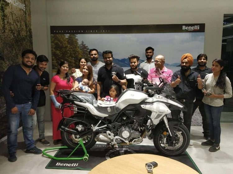 Benelli TRK 502 and 502X Deliveries Commence