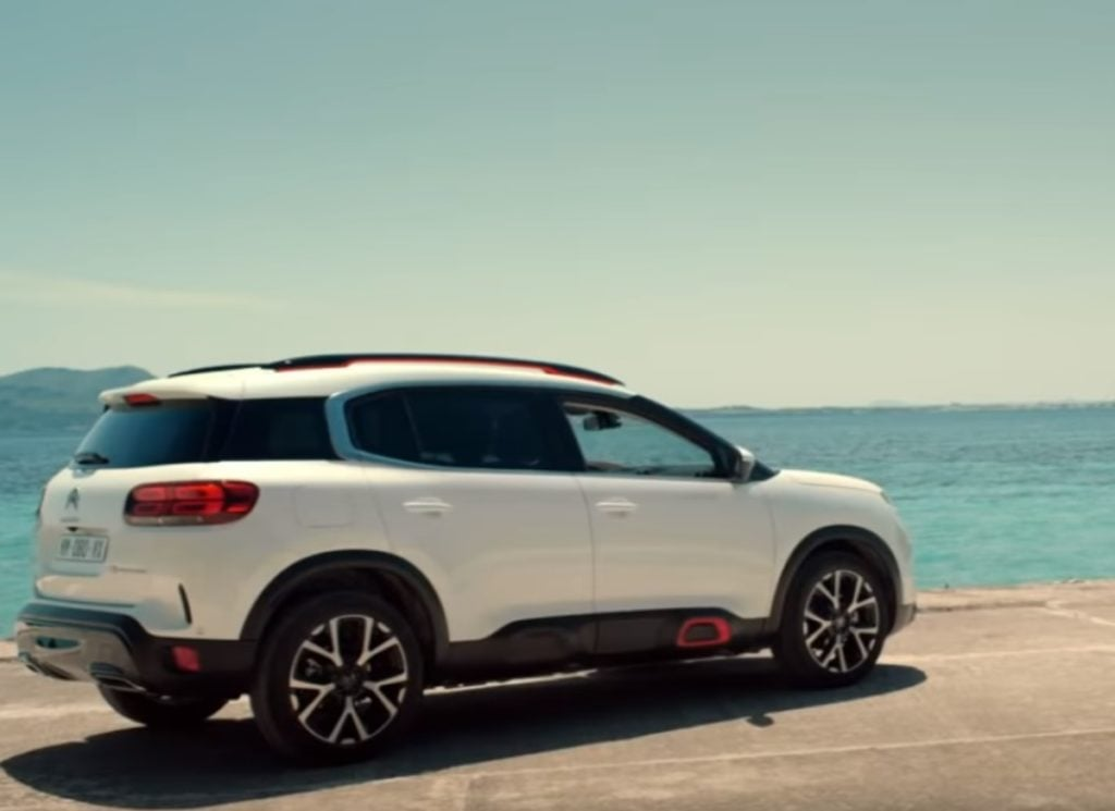 Citroen C5 Aircross New Tvc Released Launch Expected In 2020
