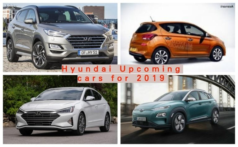 Hyundai Upcoming cars for 2019 after Venue – Details