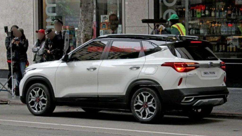 Kia S Sp2i Suv Might Be Named Seltos To Rival Hyundai Creta