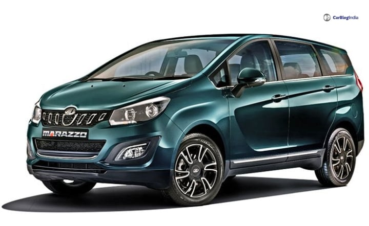 Mahindra Marazzo Diesel Will Now Come With AMT- Prices, Engines And Features!